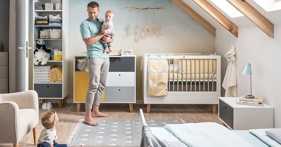 Ako šikovne zariadiť detskú izbu pre dve deti