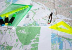 Geodetické služby pri novostavbe domu