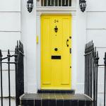 Vchodové dvere udávajú tón