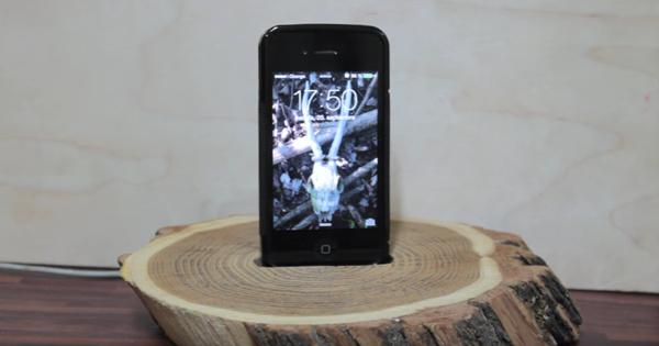Vyrob si sám: Dokovacia stanica z dreva