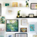 Obrazy a fotky v rámoch? 8 inšpirácii ako a kam s nimi